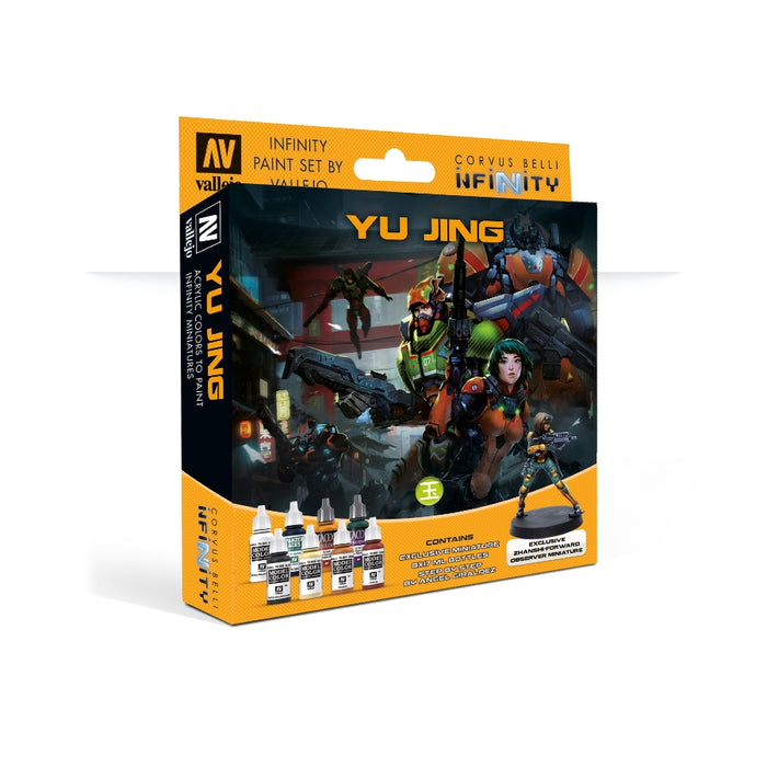 Model Color Set: Infinity Yu Jing Exclusive Miniature-RedQueen.mx