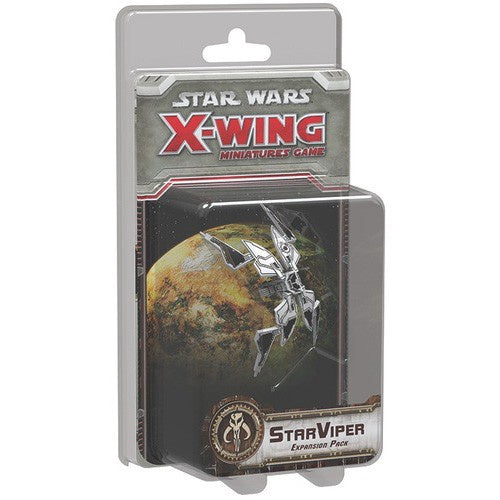 StarViper - X-Wing Expansion - SW X-Wing