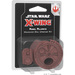 Rebel Alliance Maneuver Dial - X-Wing 2E Upgrade Kit-RedQueen.mx