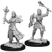 Human Female Cleric (2) - D&D Miniatures-RedQueen.mx