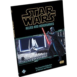 Star Wars RPG: Allies and Adversaries - Sourcebook-RedQueen.mx