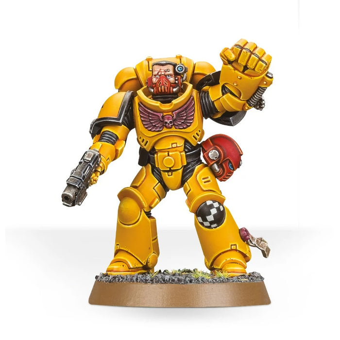 Imperial Fists Primaris Upgrades - WH40k: Space Marines