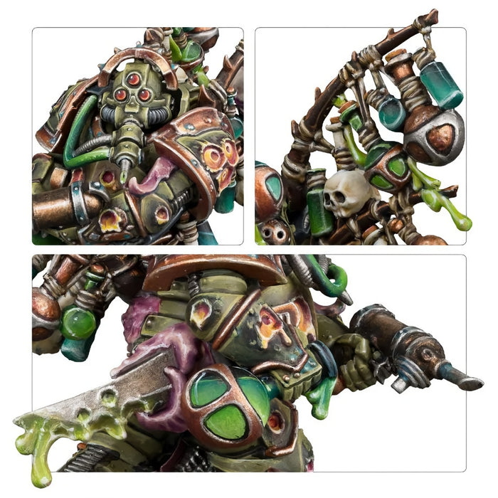 Death Guard: Biologus Putrifier - WH40k: Chaos Space Marines