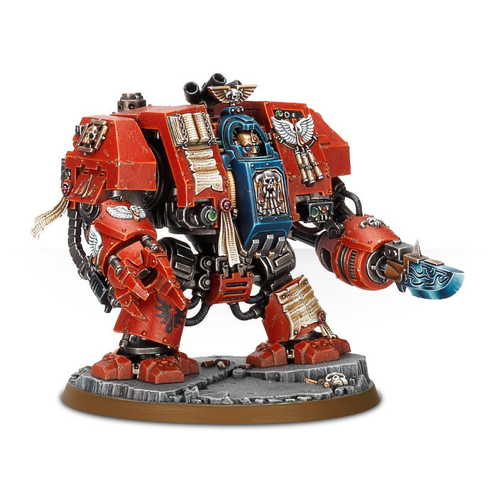 Blood Angels Furioso Dreadnought - WH40k: Space Marines