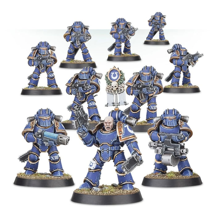 Mark III Space Marines - WH40k: Space Marines-RedQueen.mx