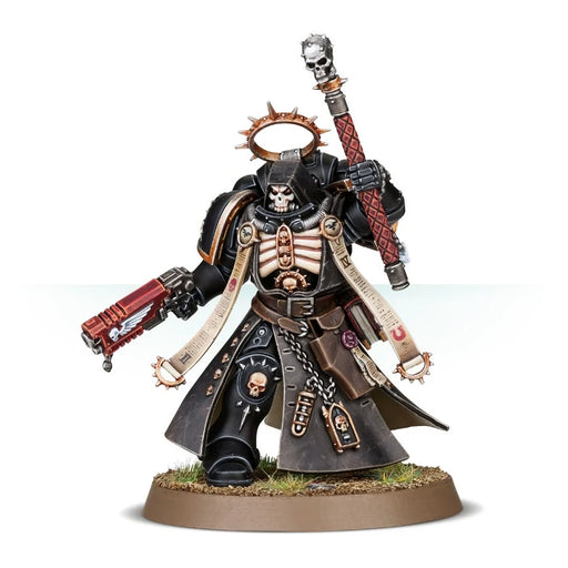 Primaris Chaplain - WH40k: Space Marines-RedQueen.mx