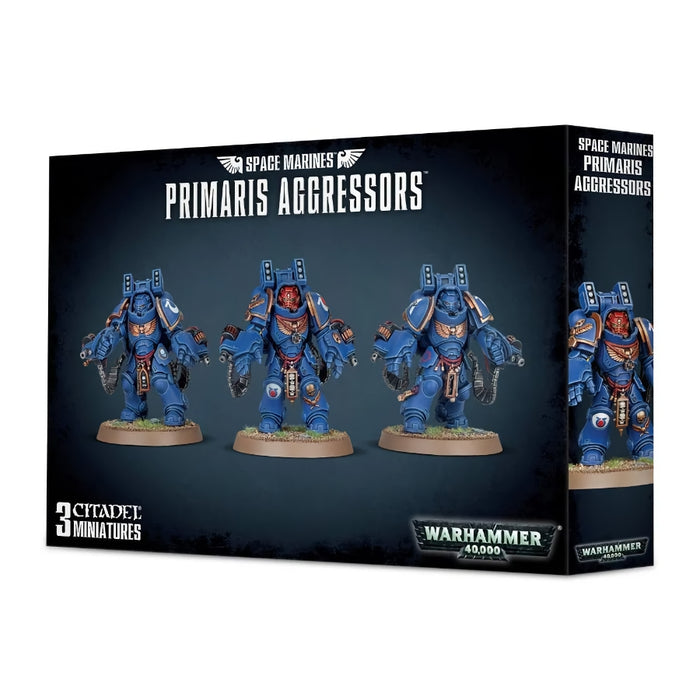 Primaris Aggressors - WH40k: Space Marines