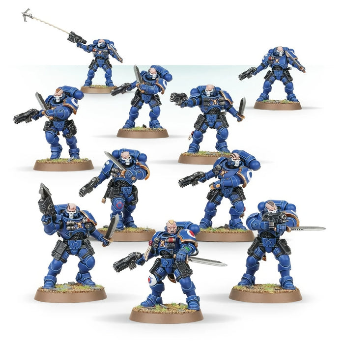 Primaris Reivers - WH40k: Space Marines