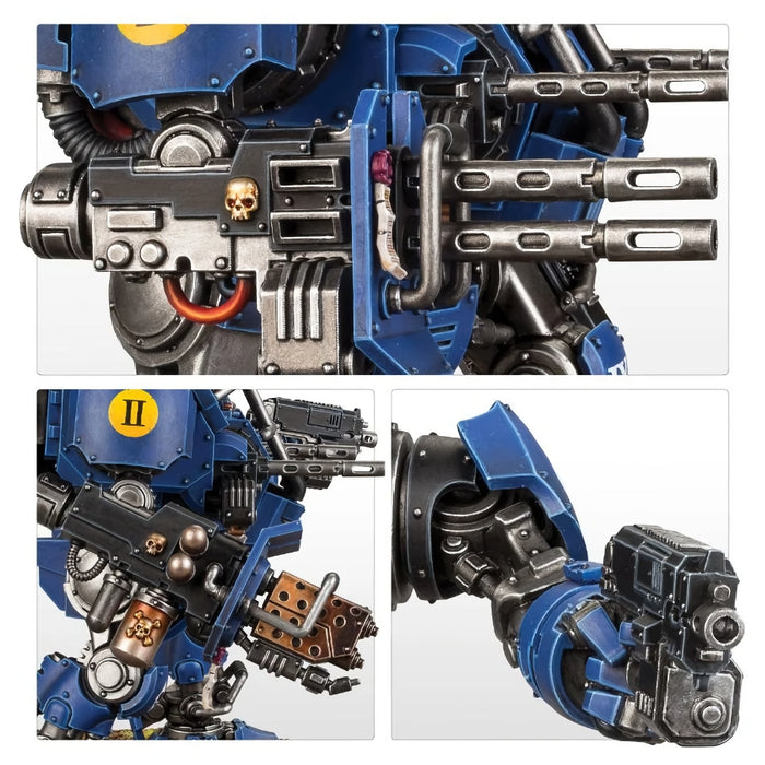 Primaris Invictor Tactical Warsuit - WH40k: Space Marines