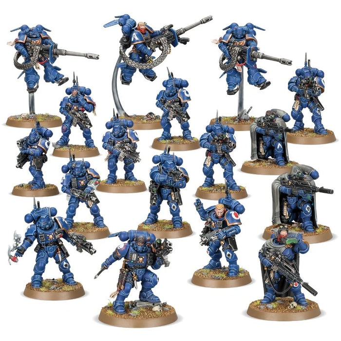 Start Collecting! Vanguard Space Marines - WH40k-RedQueen.mx