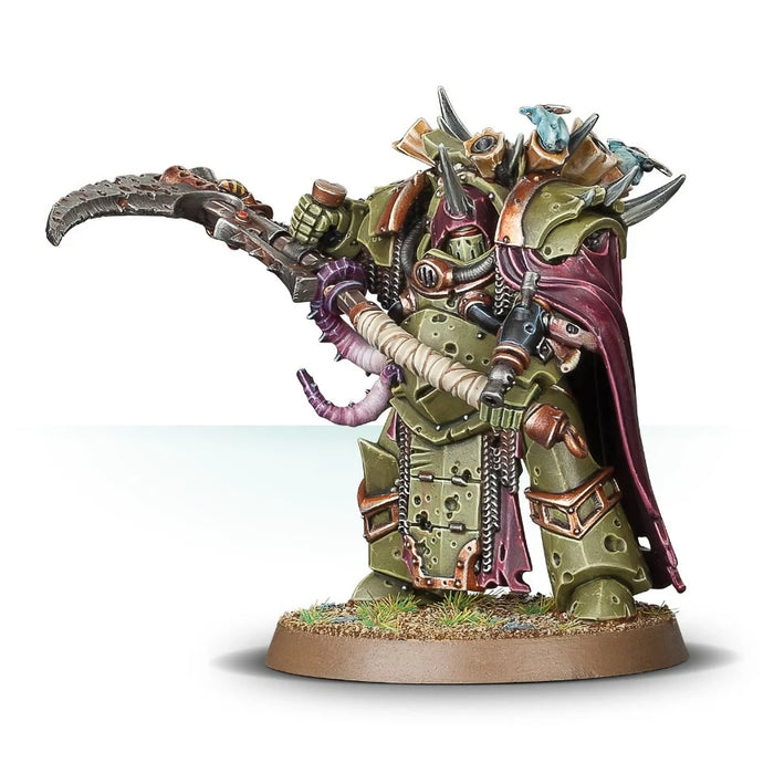 Death Guard: Deathshroud Bodyguard - WH40k: Chaos Space Marines