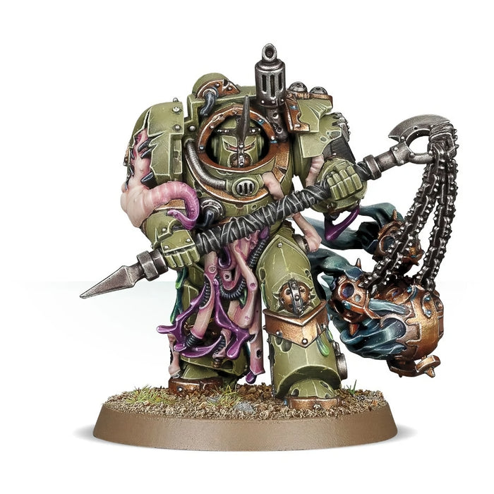 Death Guard Blightlord Terminators - WH40k: Chaos Space Marines