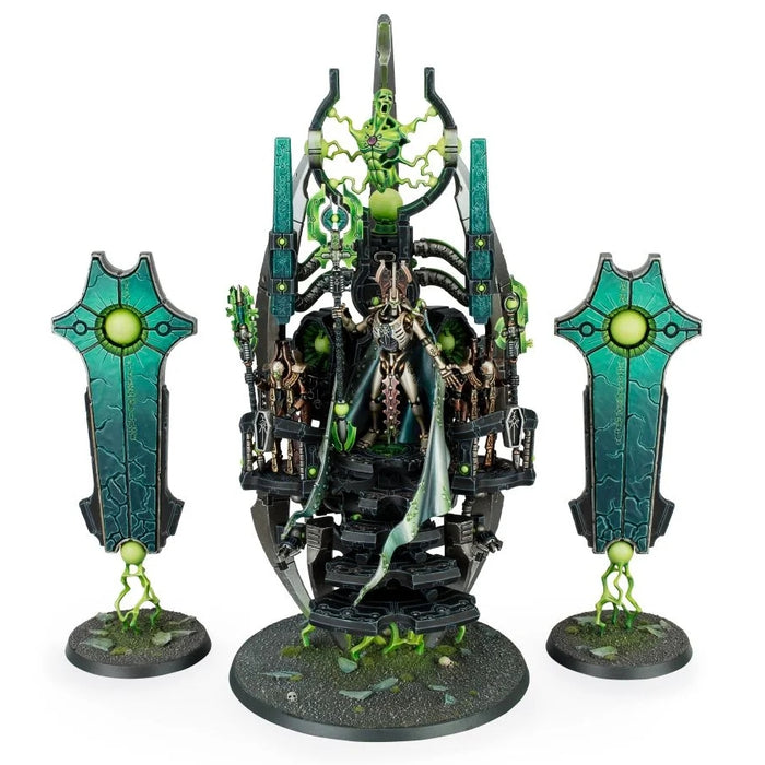 Szarekh, The Silent King - WH40k: Necrons