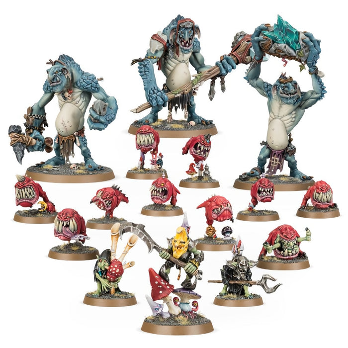 Start Collecting! Gloomspite Gitz-RedQueen.mx