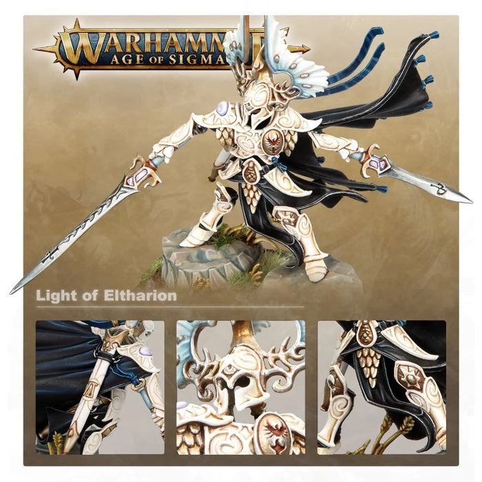 The Light of Eltharion - WH Age of Sigmar: Lumineth Realm-Lords