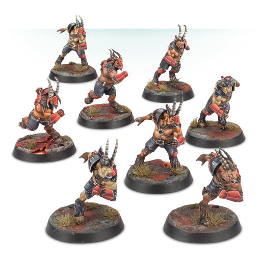 The Doom Lords - Chaos Chosen Blood Bowl Team