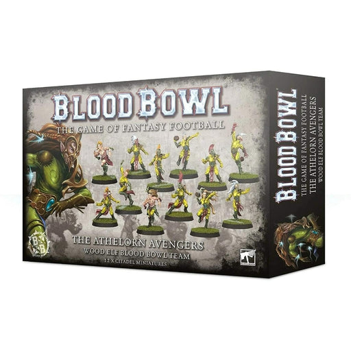 The Athelorn Avengers - Wood Elf Blood Bowl Team-RedQueen.mx