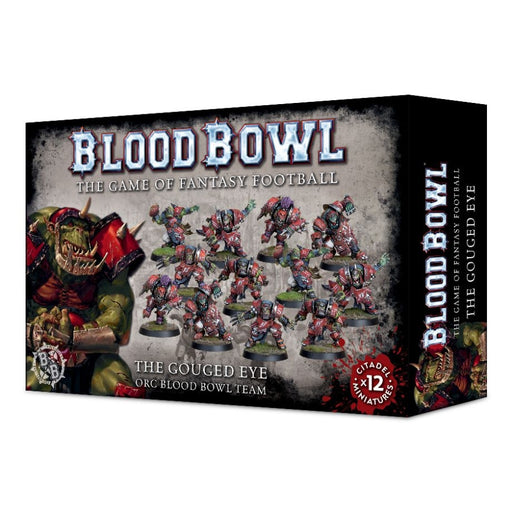 The Gouged Eye - Orc Blood Bowl Team