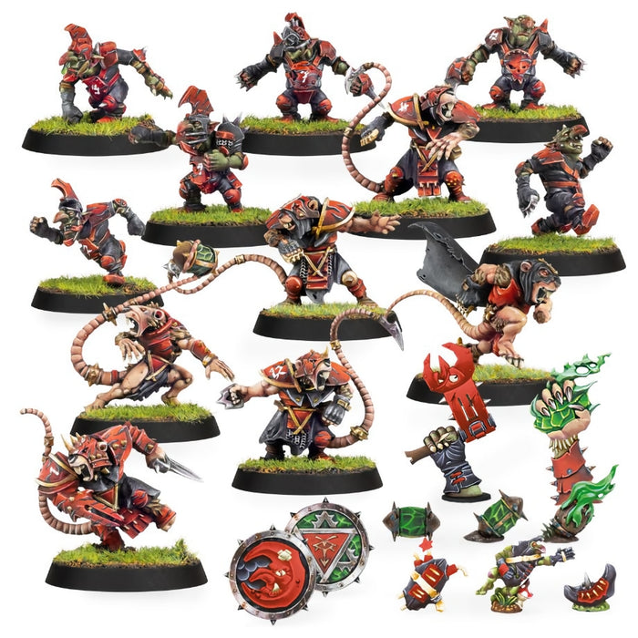 The Underworld Creepers – Underworld Denizens Blood Bowl Team Preorden-RedQueen.mx
