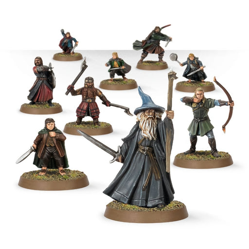 Fellowship Of The Ring - The Lord of the Rings - Middle-Earth: Strategy Battle Game-RedQueen.mx