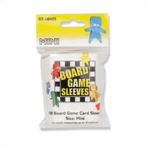 Arcane Tinmen: Small Card Board Game Sleeves 100ct. (Mini American) (41 x 63 mm)