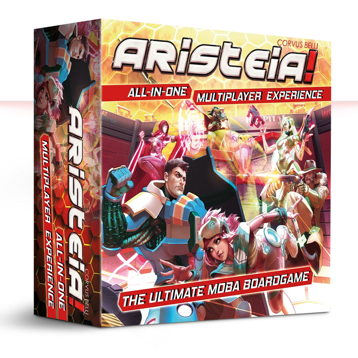 Aristeia! All-In-One: Core + Prime Time Bundle (ES)