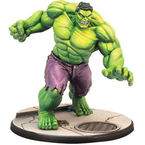 Hulk - Marvel Crisis Protocol Character Pack-RedQueen.mx