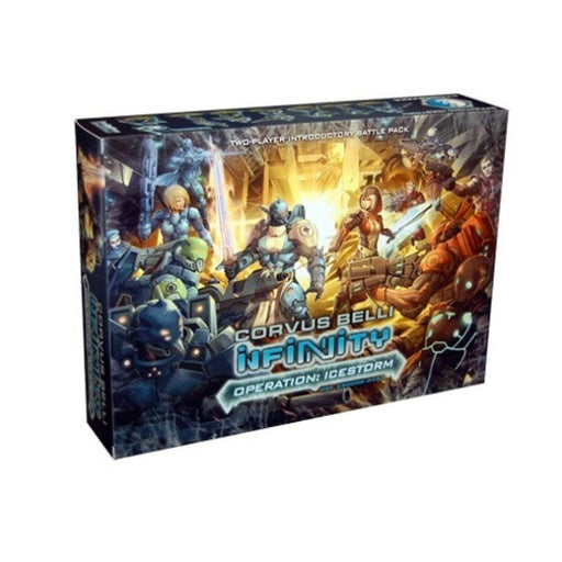 Operation Icestorm (OOP) - Infinity: PanOceanía & Nómadas Battle Pack-RedQueen.mx