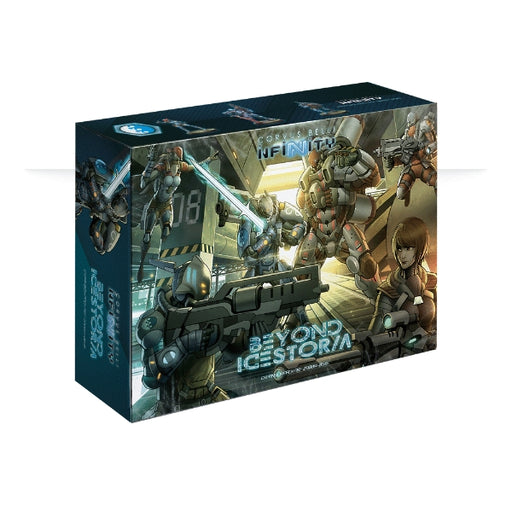 Infinity: Beyond Icestorm Expansion Pack (Panoceania vs Nomads)