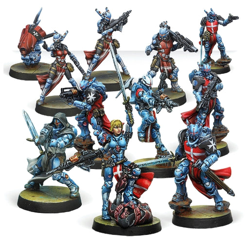 PanOceania Military Orders 300 Pt. Pack - Infinity: PanOceania Army Pack-RedQueen.mx
