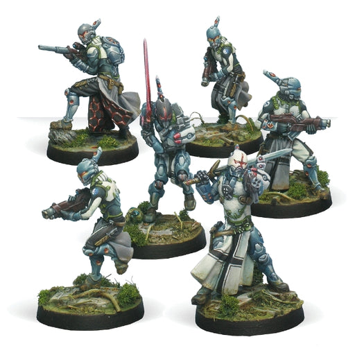 Infinity: Military Order - PanOceania Sectorial Starter Pack