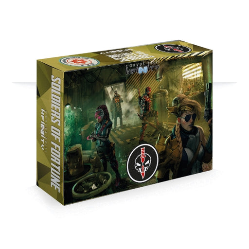 Soldiers of Fortune - Infinity: NA2 Pack-RedQueen.mx