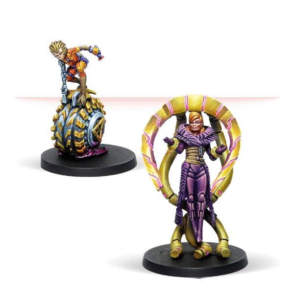 Masters of Puppets - Aristeia! Expansion-RedQueen.mx