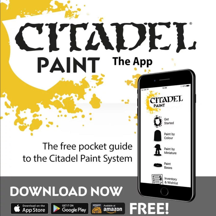Citadel: Medium Glaze Brush-RedQueen.mx