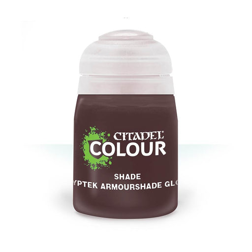Cryptek Armourshade Gloss Shade (18ml) - Citadel Paint-RedQueen.mx