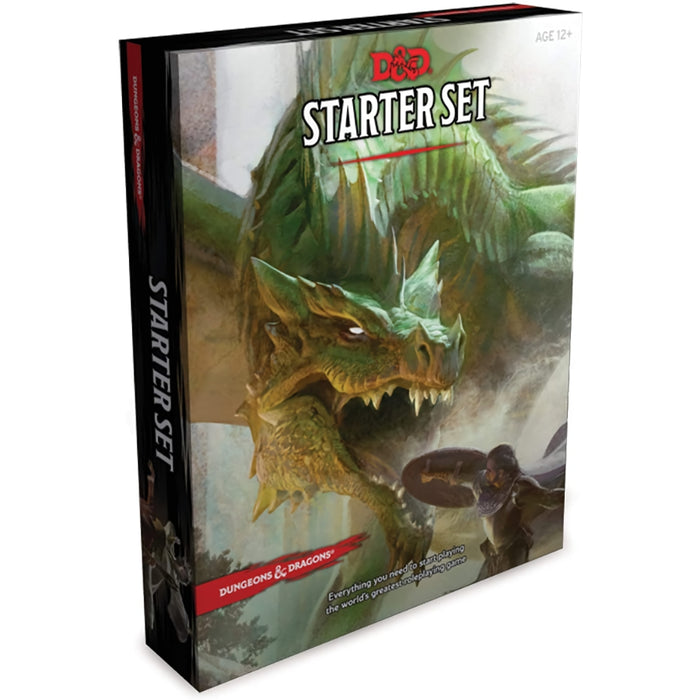 D&D Starter Set - Dungeons and Dragons 5E (EN)