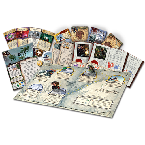 Eldritch Horror: Mountains of Madness Expansion - FFG Eldritch