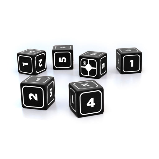 Alien RPG: Base Dice Set-RedQueen.mx
