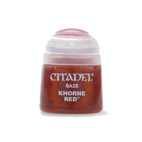 Khorne Red Base (12ml) - Citadel Colour Paint-RedQueen.mx
