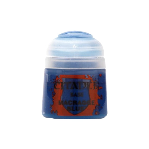 Citadel Colour Base Paint: Macragge Blue (12ml)