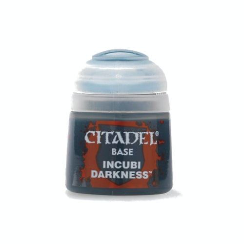 Incubi Darkness Base (12ml) - Citadel Colour Paint-RedQueen.mx