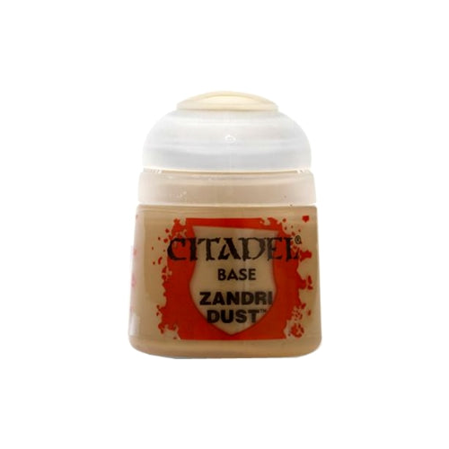Zandri Dust Base (12ml) - Citadel Colour Paint-RedQueen.mx