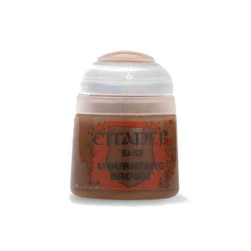 Mournfang Brown Base (12ml) - Citadel Colour Paint-RedQueen.mx