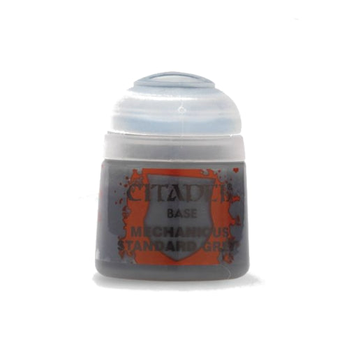 Mechanicus Standard Grey Base (12ml) - Citadel Colour Paint-RedQueen.mx