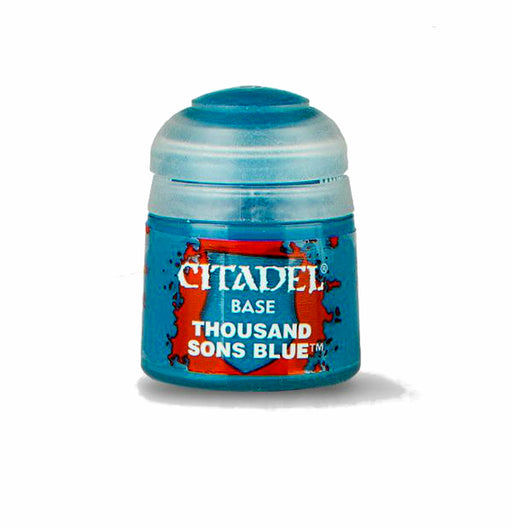 Thousand Sons Blue Base (12ml) - Citadel Colour Paint-RedQueen.mx