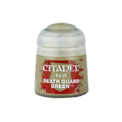 Death Guard Green Base (12ml) - Citadel Colour Paint-RedQueen.mx