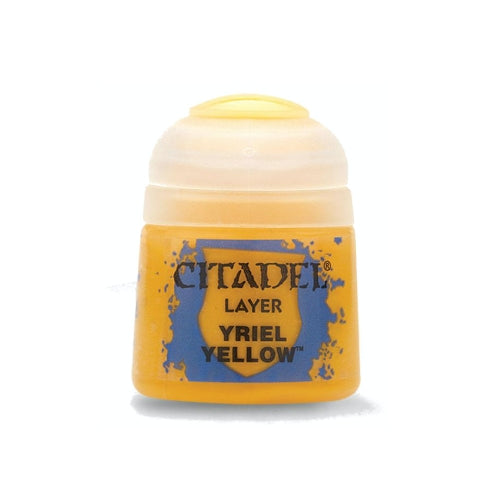 Yriel Yellow Layer (12ml) - Citadel Colour Paint