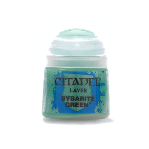 Sybarite Green Layer (12ml) - Citadel Colour Paint-RedQueen.mx
