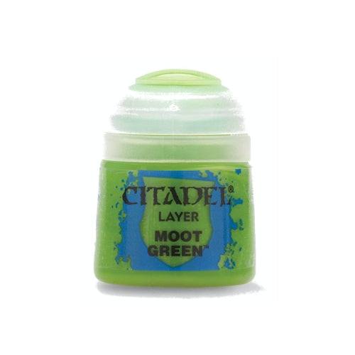Citadel Colour Layer Paint: Moot Green (12ml)