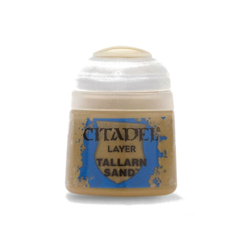 Tallarn Sand Layer (12ml) - Citadel Colour Paint-RedQueen.mx